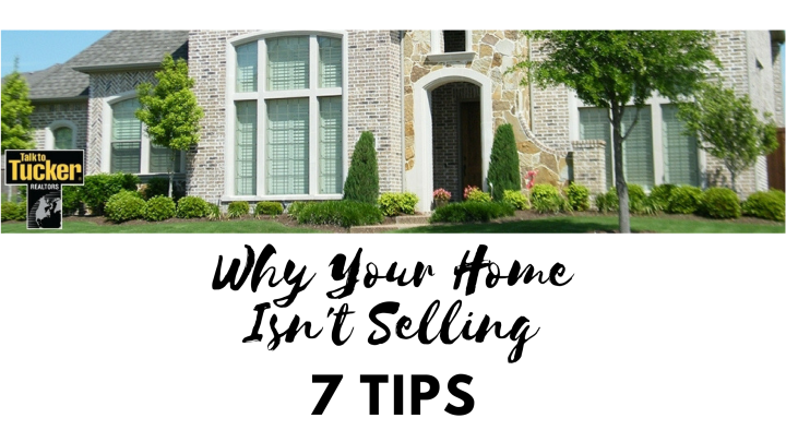 Why your home isn't selling